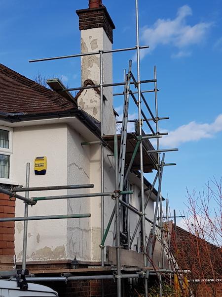 Brixseal Exterior Wall Coatings Surrey-G10