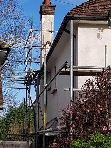 Brixseal Exterior Wall Coatings Surrey-G13