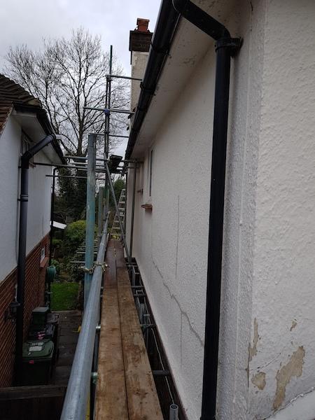 Brixseal Exterior Wall Coatings Surrey-G7
