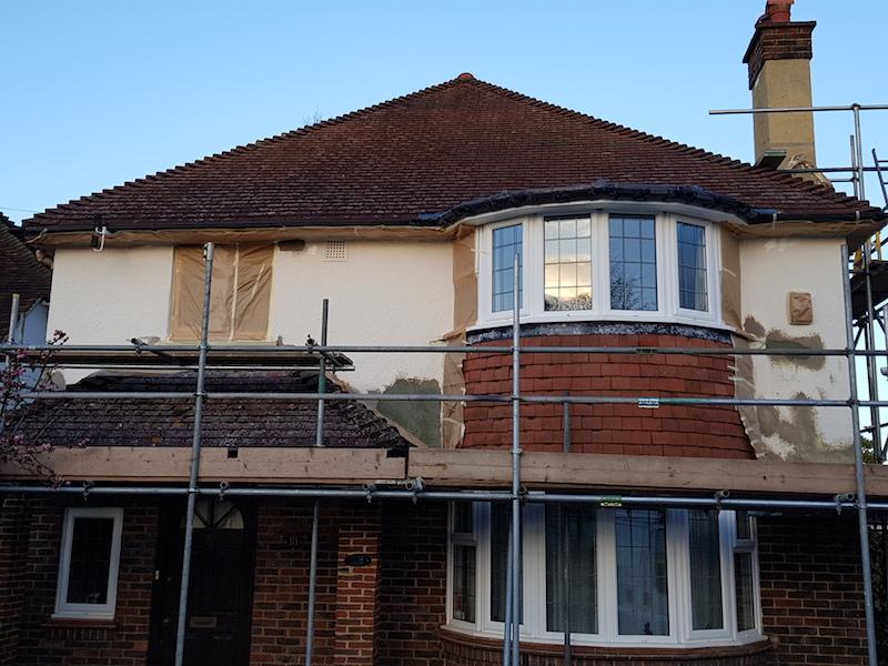 Exterior Wall Coatings Surrey-G19