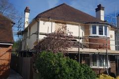 Exterior Wall Coatings Surrey-27