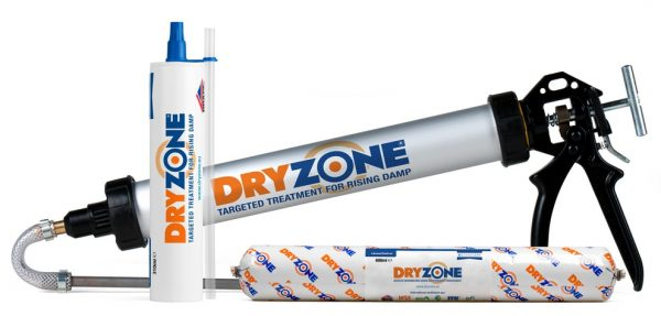Dryzone Damp Proofing Treatment Surrey Kent London